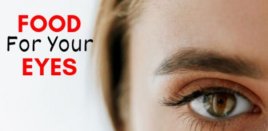15 Foods that Heal Your Eyes