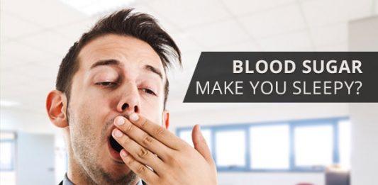 Blood Sugar Make You Sleepy?