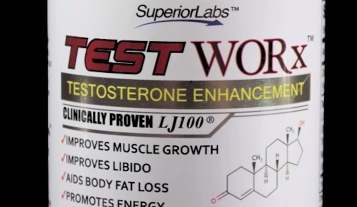 Review of Testworx Testosterone Supplement