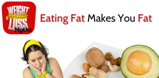 Eating Fat Makes You Fat