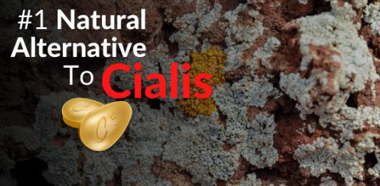 #1 Natural Alternative To Cialis