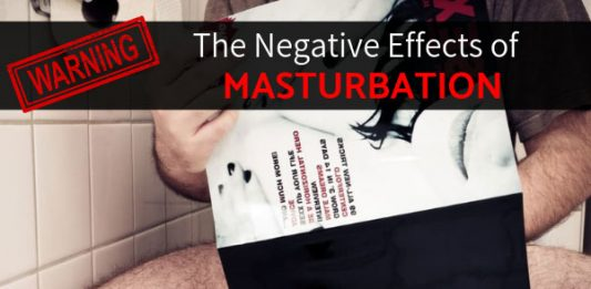 WARNING: The Negative Effects of Masturbation