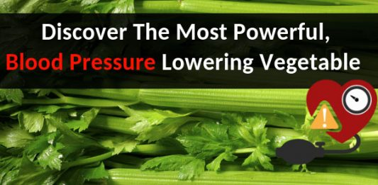 Discover The Most Powerful, Blood Pressure Lowering Vegetable