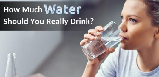 How Much Water Should You Really Drink?