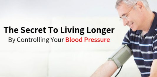 The Secret To Living Longer, By Controlling Your Blood Pressure