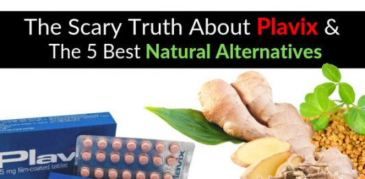 The Scary Truth About Plavix & The 5 Best Natural Alternatives