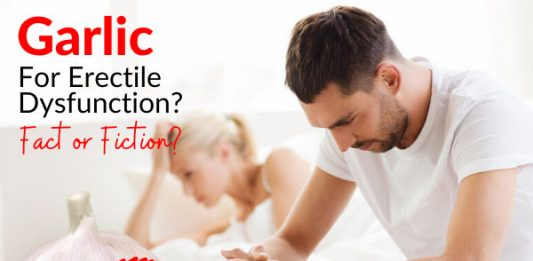 Garlic - A Solution For Erectile Dysfunction? Fact or Fiction?