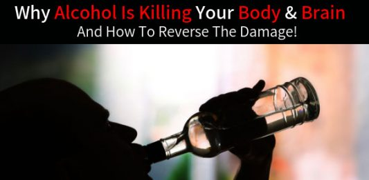 Why Alcohol Is Killing Your Body & Brain, And How To Reverse The Damage!