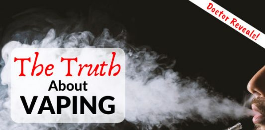 Doctor Reveals The Truth About Vaping - Illnesses, Cancer & Death