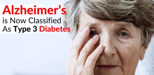 Alzheimer's is Now Classified As Type 3 Diabetes