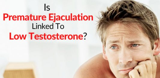 Is Premature Ejaculation Linked To Low Testosterone?