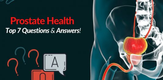 Prostate Health – Top 7 Most Popular Questions & Answers