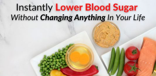 Instantly Lower Blood Sugar Without Changing Anything In Your Life