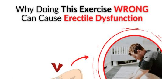 Why Doing This Exercise WRONG Can Cause Erectile Dysfunction