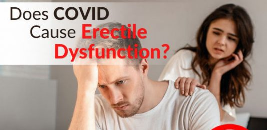 WARNING: Does COVID Cause Erectile Dysfunction?