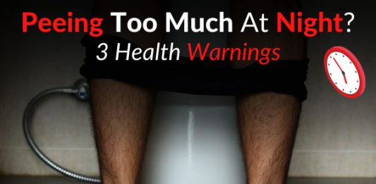 Peeing Too Much At Night? - 3 Health Warnings (Nocturia)