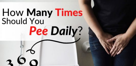 How Many Times Should You Pee Daily? What's Normal or Unhealthy?